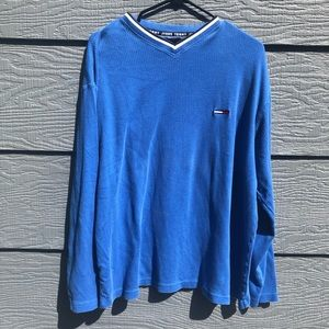 Vintage Tommy Jeans Long sleeve T-shirt